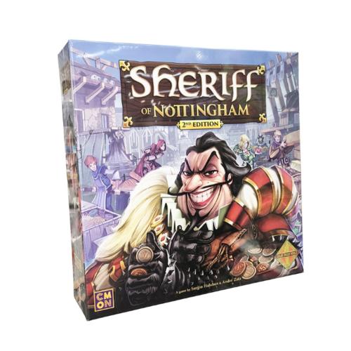 Cool Mini or Not Sheriff of Nottingham 2nd Ed. NL