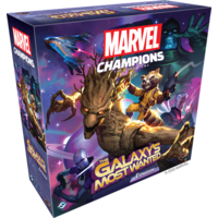 Marvel Champions LCG- Galaxy's Most Wanted expansion