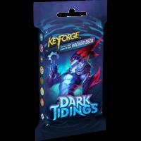 Keyforge Dark Tidings Archon Deck