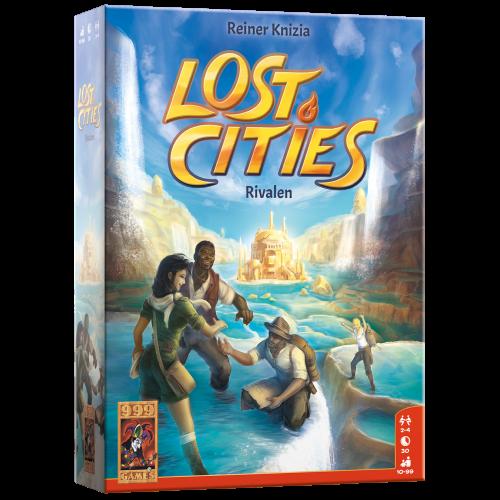 999 Games Lost Cities- Rivalen