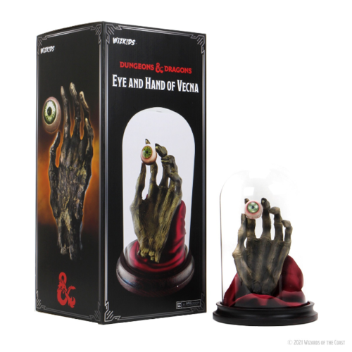 Wizk!ds D&D Icons of the Realms - Eye and Hand of Vecna