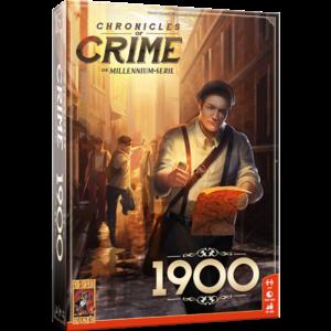 999 Games Chronicles of Crime NL 1900