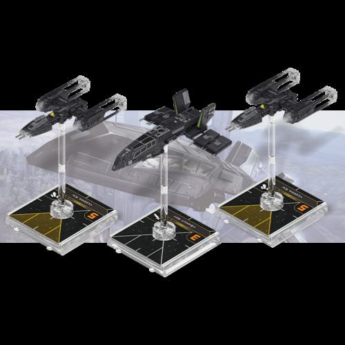 Fantasy Flight Star Wars X-wing 2.0- Fugitives & Collaborators