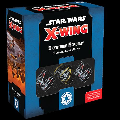 Fantasy Flight Star Wars X-wing 2.0- Sky Strike Academy