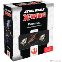 Star Wars X-wing 2.0- Phoenix Cell Squadron