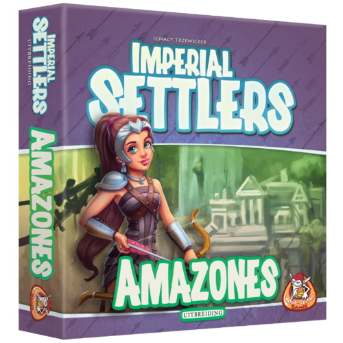 WGG Imperial Settlers NL- Amazones