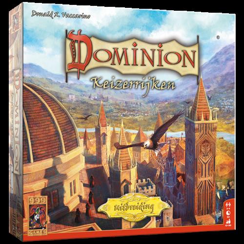 999 Games Dominion NL- Keizerrijken expansion