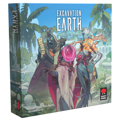 2Tomatoes Excavation Earth
