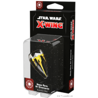 Star Wars X-Wing 2.0- Naboo Royal N-1 Starfight