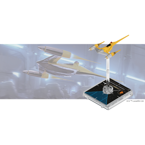 Fantasy Flight Star Wars X-Wing 2.0- Naboo Royal N-1 Starfight