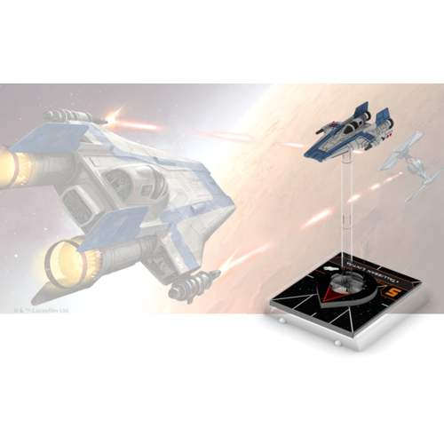 Fantasy Flight Star Wars X-Wing 2.0- RZ-2 A-Wing Exp
