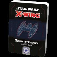 Star Wars X-wing 2.0 Seperatist Damage Deck