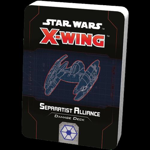 Fantasy Flight Star Wars X-wing 2.0 Seperatist Damage Deck