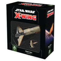 Star Wars X-Wing 2.0- Hound's Tooth