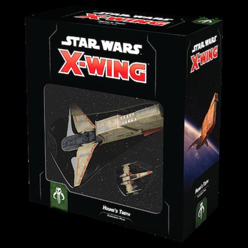 Fantasy Flight Star Wars X-Wing 2.0- Hound's Tooth