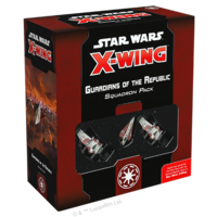 Star Wars X-Wing 2.0 - Guardians of the Republic Squadron Pack