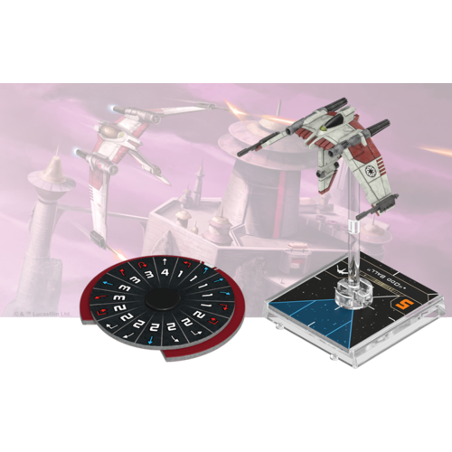 Fantasy Flight Star Wars X-Wing 2.0 - Guardians of the Republic Squadron Pack