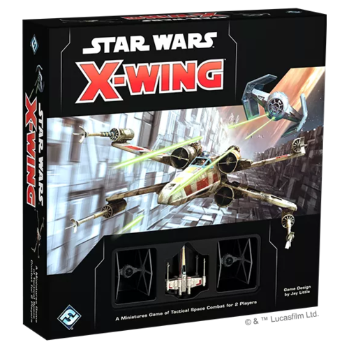 Fantasy Flight Star Wars X-wing 2.0 Starter Miniatures Game