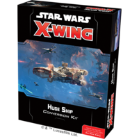 Star Wars X-Wing 2.0- Huge Ship Conversion