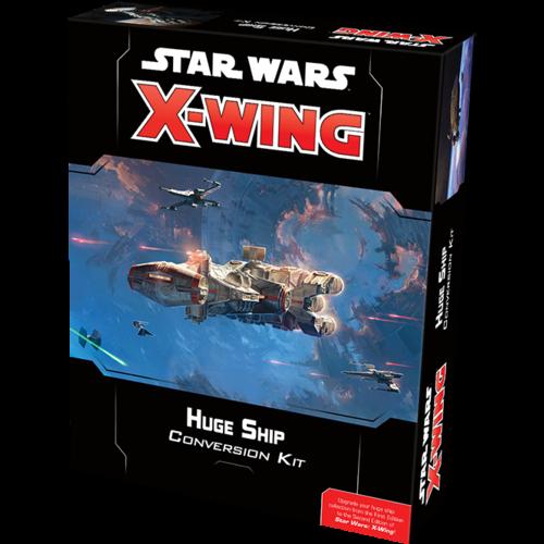 Fantasy Flight Star Wars X-Wing 2.0- Huge Ship Conversion