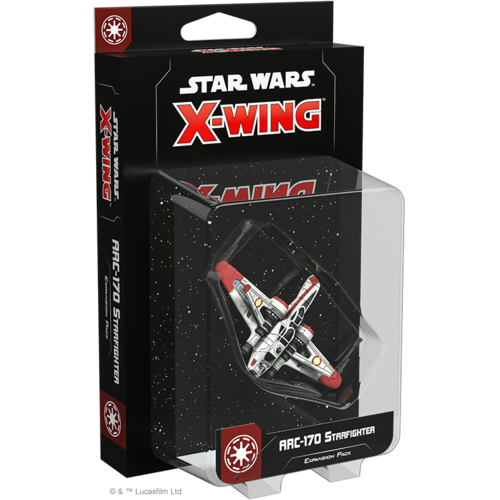 Fantasy Flight Star Wars X-Wing 2.0 - ARC-170 Starfighter
