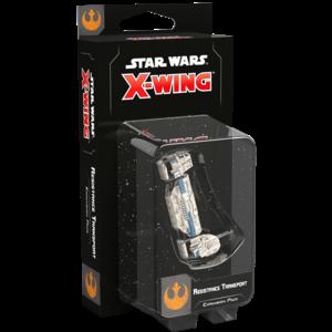 Fantasy Flight Star Wars X-Wing 2.0- Resistance Transport