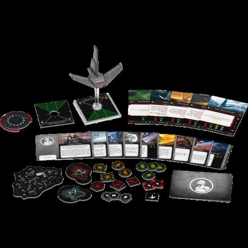 Fantasy Flight Star Wars X-Wing 2.0 Xi-Class Light Shuttle