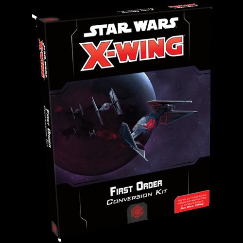 Fantasy Flight Star Wars X-Wing 2.0 First Order Conversion Kit