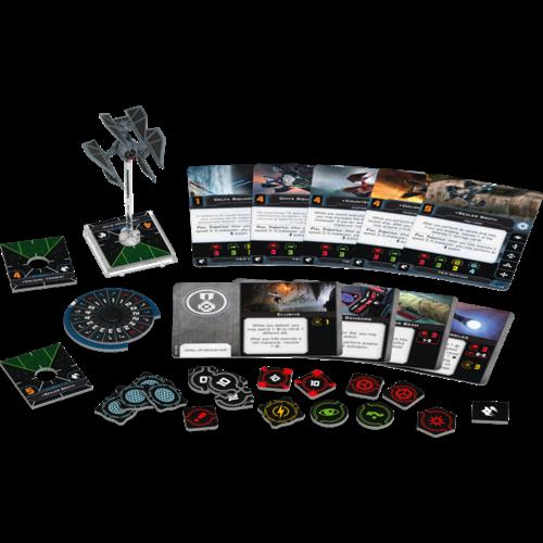 Fantasy Flight Star Wars X-Wing 2.0- TIE/D Defender