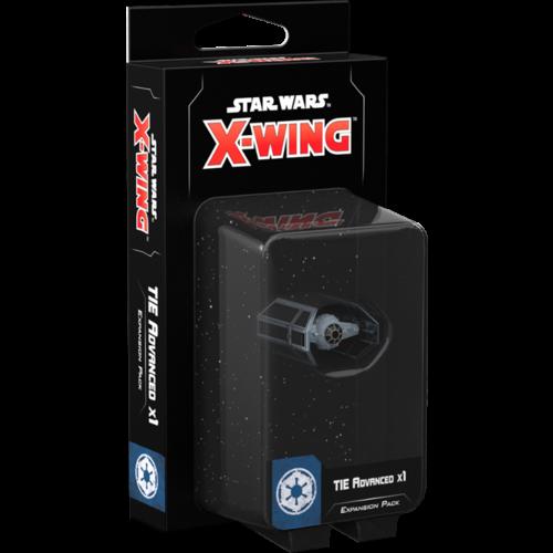 Fantasy Flight Star Wars X-wing 2.0 TIE Advanced x1