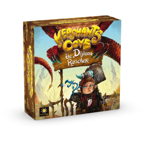 - Merchants Cove - The Dragon Rancher Expansion