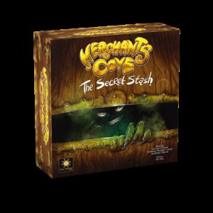 - Merchants Cove - The Secret Stash Expansion