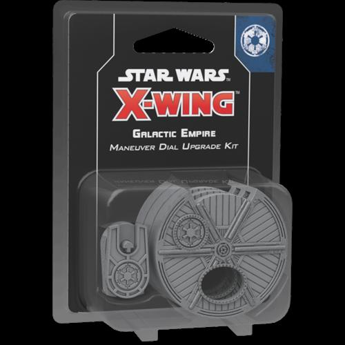 Fantasy Flight Star Wars X-Wing 2.0 Galactic Empire Maneuver Dial