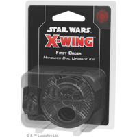 Star Wars X-Wing 2.0 First Order Maneuver Dial