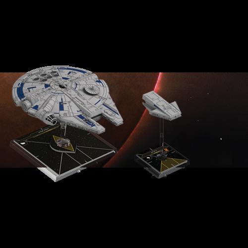 Fantasy Flight Star Wars X-Wing 2.0 Lando's Millennium Falcon