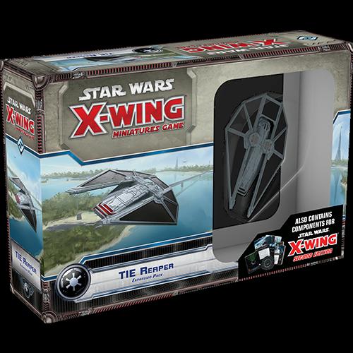 Fantasy Flight Star Wars X-Wing Tie Reaper