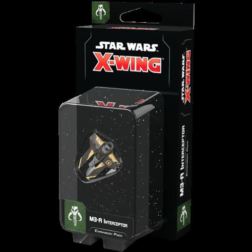 Fantasy Flight Star Wars X-Wing 2.0- M3A Interceptor