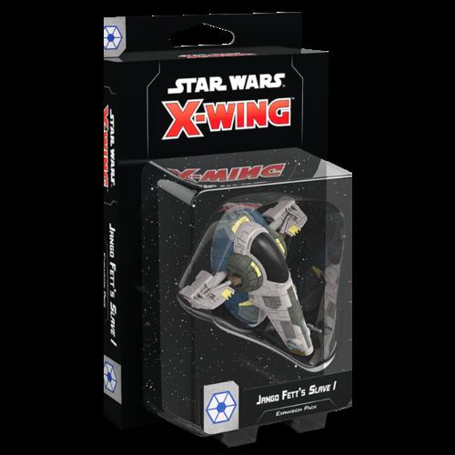 Fantasy Flight Star Wars X-Wing 2.0 - Jango Fett's Slave I