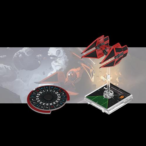 Fantasy Flight Star Wars X-Wing 2.0- Major Vonreg's TIE