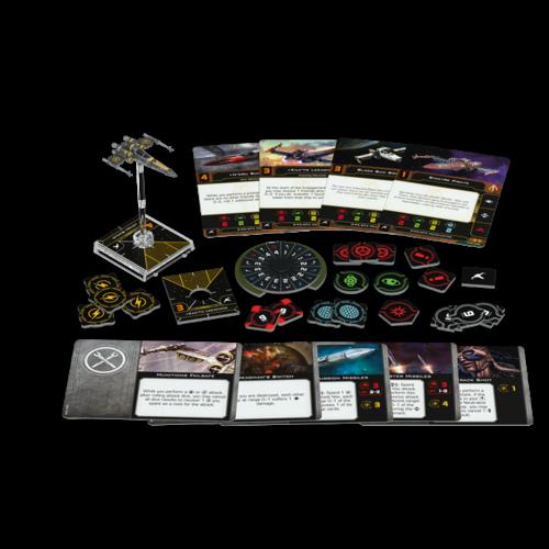Fantasy Flight Star Wars X-Wing 2.0 - Z-95-AF4 Headhunter