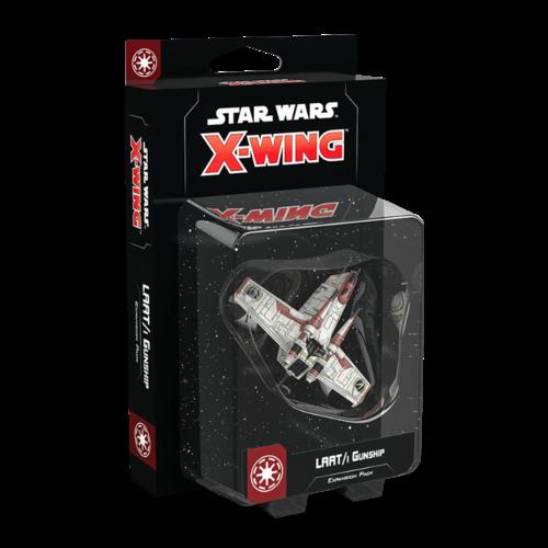 Fantasy Flight Star Wars X-Wing 2.0 LAAT/I Gunship Pack