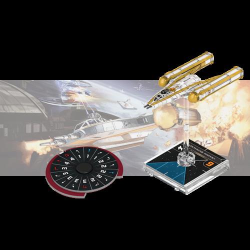 Fantasy Flight Star Wars X-Wing 2.0- BTL-B Y-Wing