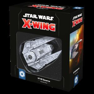 Fantasy Flight Star Wars X-Wing 2.0- VT-49 Decimator