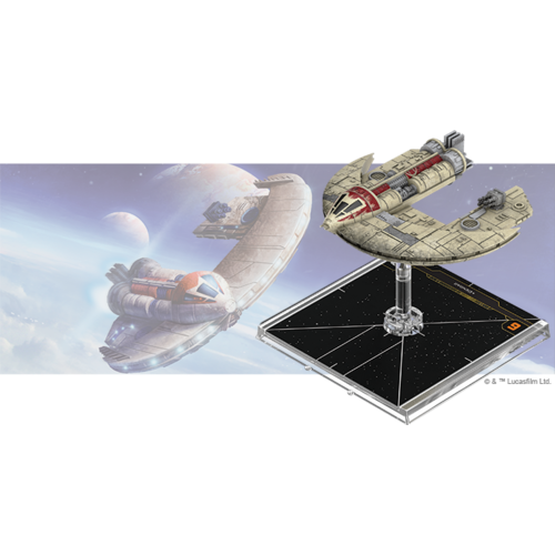 Fantasy Flight Star Wars X-Wing 2.0- Punishing One
