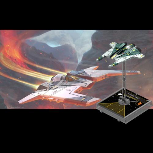Fantasy Flight Star Wars X-wing 2.0 Fang Fighter Expansion P.