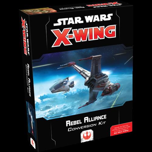 Fantasy Flight Star Wars X-wing 2.0 Rebel Alliance Conversion Kit