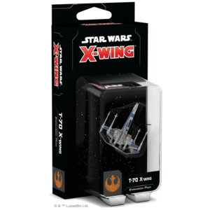 Fantasy Flight Star Wars X-Wing 2.0- T-70 X-Wing Expansion