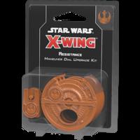 Star Wars X-Wing 2.0 Resistance Maneuver Dial