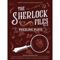 The Sherlock Files Vol. 3 - Puzzling Plots