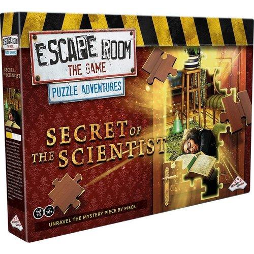 Indentity Games Escape Room The Game - Puzzle Adventures: Secret of the Scientist